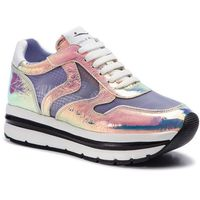 Sneakersy - may mesh 0012013506.02.1m14 rosa/bianco/viola, Voile blanche, 38-41