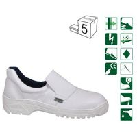 Półbuty białe 910/3F-928 S3 SRC Fagum Stomil 37, 1 rozmiar