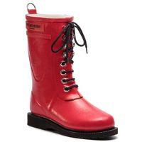 Kalosze ILSE JACOBSEN - RUB15 Deep Red 303, kolor czerwony
