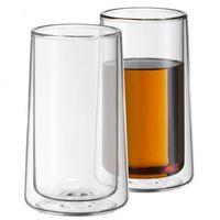 Wmf - tea time zestaw dwóch szklanek ilość elementów: 2
