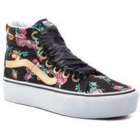 Sneakersy - sk8-hi platform 2 vn0a3tknvsr1 (oversized lace) floral/t marki Vans