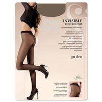 Sisi invisible 30 control top • rozmiar: 2/s • kolor: naturelle