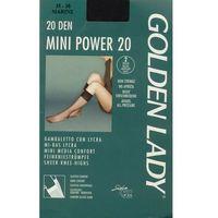 GOLDEN LADY Podkolanówki MINI POWER 20
