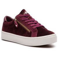Tommy hilfiger Sneakersy - jupiter 2z fw0fw02084 decadent chocolate 295