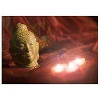 Eglo 75039 - Świecący obraz LED dekoracyjny BUDDHA 3xLED/0,02W (9002759750398)