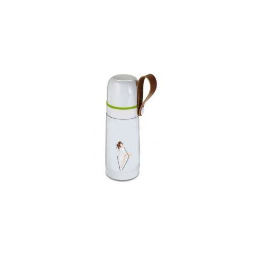 Termos stalowy 350 ml HPBA biały, TSBAL001