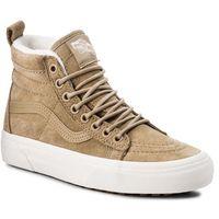 Sneakersy VANS - SK8-Hi Mte VN0A33TXUC31 (Mte) Cornstalk/Marshmall
