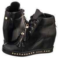 Sneakersy Carinii Czarne B4463 (CI300-a)