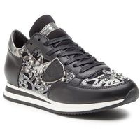 Sneakersy PHILIPPE MODEL - Tropez TRLD DM03 Diamant Noir, kolor czarny
