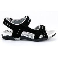 Sportowe sandały płaskie, 1 rozmiar