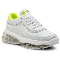 Sneakersy - 66260-jh bx 1562 white/neon yellow 733 marki Bronx