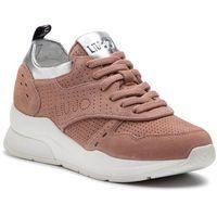 Sneakersy LIU JO - Karlie 14 B19009 PX025 Peach 31406, kolor różowy