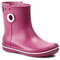 Kalosze CROCS - Jaunt Shorty Boot W 15769 Berry, kolor różowy