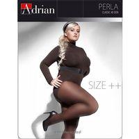 Adrian perla size++ 40 den 6xl rajstopy
