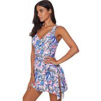 Strój kąpielowy Flower Dress XXL, 1 rozmiar