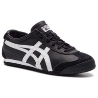Asics Sneakersy - onitsuka tiger mexico 66 dl408 black/white 9001