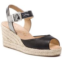 Espadryle - city sty mer blk/steel softy marki Unisa