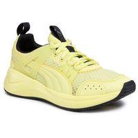 Sneakersy PUMA - Nuage Run Cage Summer 372561 03 Sunny Lime/Puma Black/Puma S