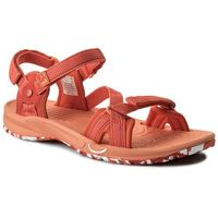 Sandały JACK WOLFSKIN - Lakewood Ride Sandal W 4019041-1255040 Hot Coral, w 7 rozmiarach