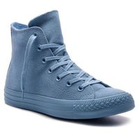 Sneakersy CONVERSE - Ctas Hi 561729C Light Blue/Light B