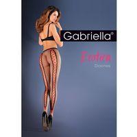 Rajstopy erotica dolores 639 1/2-xs/s, czarny/nero. gabriella, 1/2-xs/s, 3/4-m/l, Gabriella
