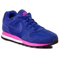 Nike Buty - wmns nike md runner 2 749869 446 dp ryl bl/dp ryl bl/pnk fl/whi