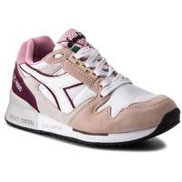 Sneakersy DIADORA - I.C 4000 NYL II 501.170940 01 C6667 Silver Peony/Prune
