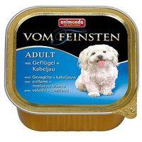 ANIMONDA Dog Vom Feinsten Mare, smak: z drobiem + dorsz atlantycki 150g, 8194 (1920089)