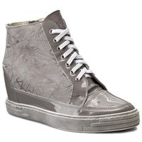Sneakersy OLEKSY - 449/802/740/399 Szary, kolor szary