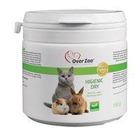 OVER ZOO Higienic dry 150 g- RÓB ZAKUPY I ZBIERAJ PUNKTY PAYBACK - DARMOWA WYSYŁKA OD 99 ZŁ (5901157040640)