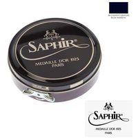 Ciemny granat, pasta/wosk do obuwia - 50 ml, marki Saphir medaille d'or
