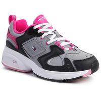 Tommy jeans Sneakersy - wmns heritage sneaker en0en00721 sterling grey ps3