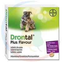 Bayer Drontal tabletki odrobaczające dla psa: opakowanie - 5 sztuk