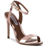 Sandały - landen high heel sandal 91000999-07004-15002 rose gold marki Steve madden