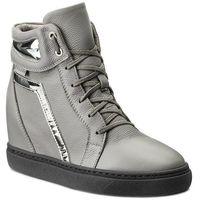 Sneakersy - 17300 szary 411, Nessi, 39-40