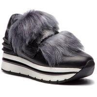 Sneakersy VOILE BLANCHE - Ginevra Power 0012013187.01.9103 Nero/Grigio