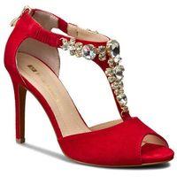 Sandały - 26463-33-g13/000-05-00 czerwony marki Solo femme