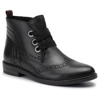 Botki - 2-25100-33 black antic 002, Marco tozzi, 36-41