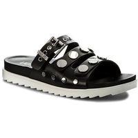 Klapki LIU JO - Sandalo Footbed S18099 P0168 Black 22222