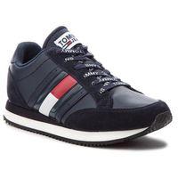 Sneakersy - rwb casual retro sne en0en00289 midnight 403, Tommy jeans
