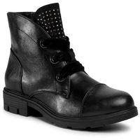 Botki JENNY FAIRY - WS9781-02 Black, 1 rozmiar