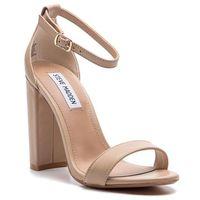 Sandały - carrson sm11000008-03001-602 blush leather marki Steve madden