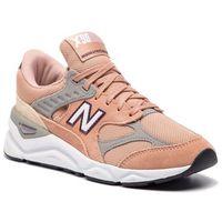 New balance Sneakersy - wsx90rpa pomarańczowy