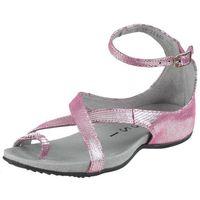 Sandały 19210 - różowe s marki Nessi