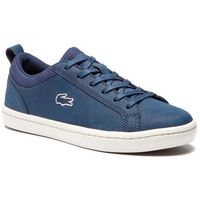 Sneakersy - straightset 119 3 cfa 7-37cfa0047j18 nvy/off wht, Lacoste