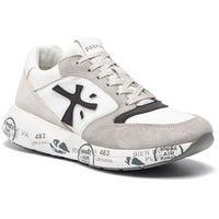 Sneakersy PREMIATA - Zac-Zac-D 3056 Biały Szary, kolor szary