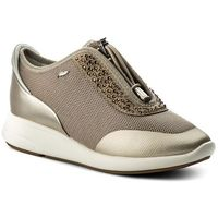 Sneakersy - d ophira e d621ce 0gnaj ch62l lt taupe/lt gold marki Geox