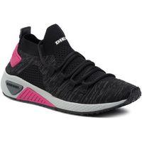 Sneakersy DIESEL - S-Kb Athl Lace W Y01999 P2215 H2564 Black/Steel Gray, w 5 rozmiarach