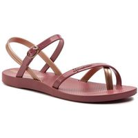 Sandały IPANEMA - Fashion Sand. VII Fem 82682 Red/Rose 24749, kolor różowy
