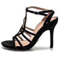 Tamaris sandały damskie lauriane 40 czarne
